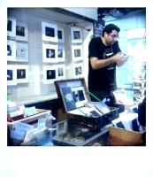 El dia del fotògraf amb JORDI V. POU