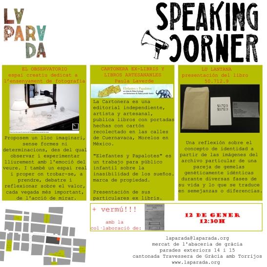 speaking 12  gener
