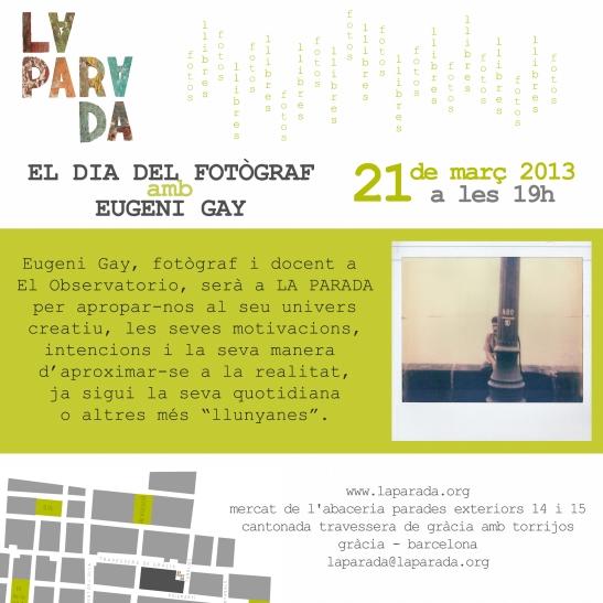 eddf Eugeni Gay