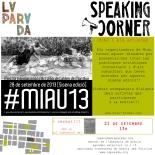 SPEAKING CORNER 21setembre