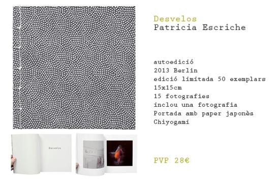 desvelos Patricia Escriche