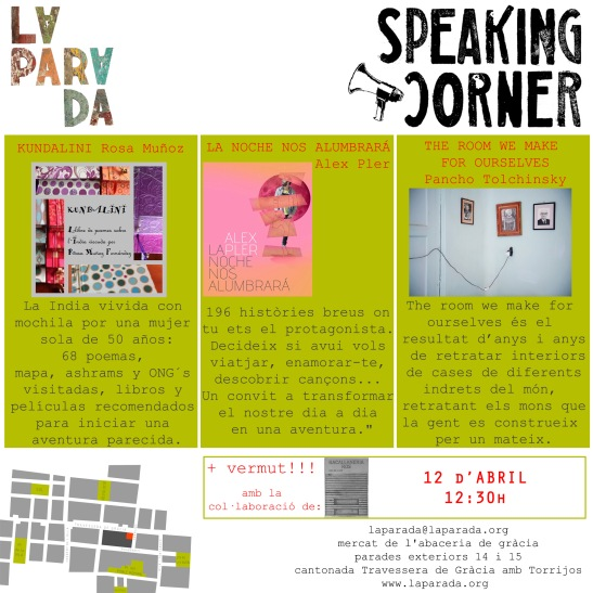 speaking corner 12 abril 2014