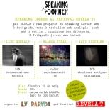 speaking corner revela't 2014