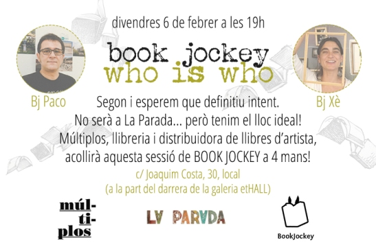 Book Jockey MULTIPLOS